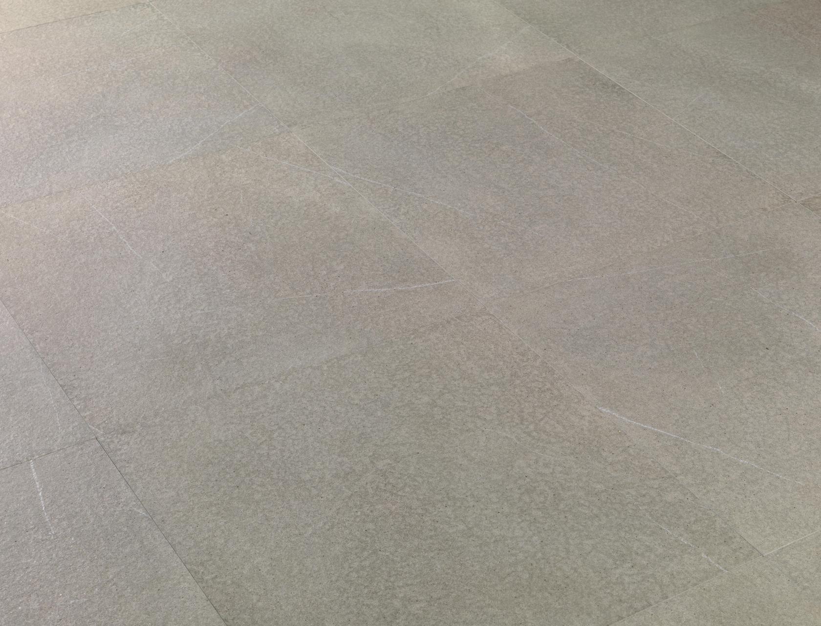 Fußboden für den außenbereich aus feinsteinzeug optik pietra piasentina