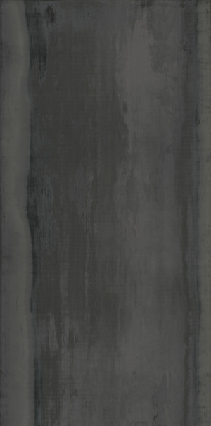 Marble Grain Continuity Black Plate