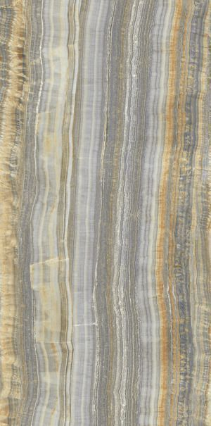 Marble Grain Continuity Grey Onyx Vein Cut