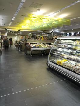Mercator Supermarket