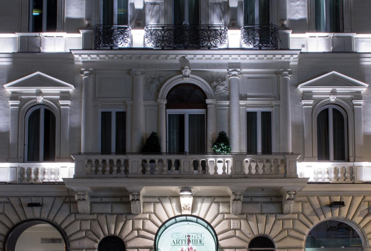 Hotel Artemide - room photo 11026234