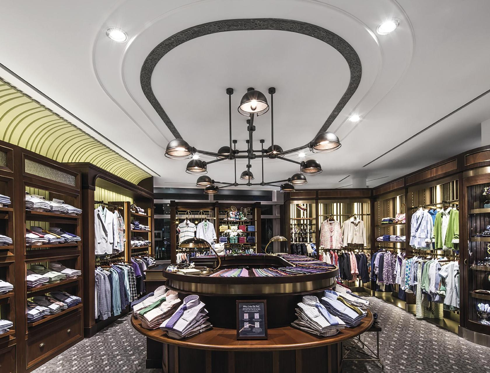 Boutique Brooks Brothers